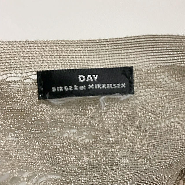 LE CIEL BLEU(ルシェルブルー)の♡ルシェルブルー ♡ DAY BIRGER ET MIKKELSEN ストール レディースのファッション小物(ストール/パシュミナ)の商品写真