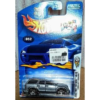 キャデラック(Cadillac)の新品未開封 ホットウィール Hot Wheels キャデラック エスカレード(ミニカー)