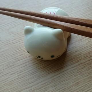 サンエックス(サンエックス)のにゃんにゃんにゃんこ 箸置き(カトラリー/箸)