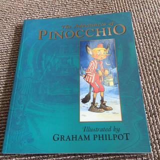 ご予約済み  英語版絵本  ピノキオ(アメコミ/海外作品)