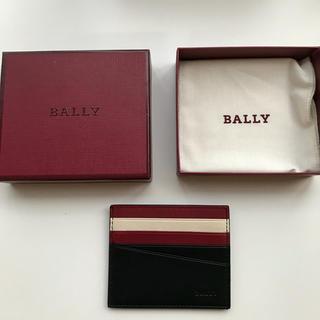 Bally - 早い者勝ち ハイブランド BALLY カードケース パスケース