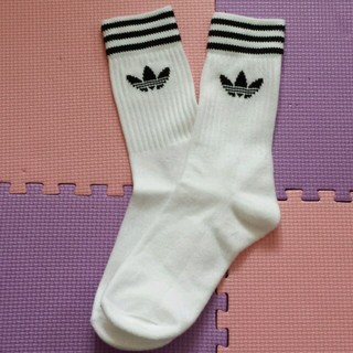 アディダス(adidas)のadidasラインソックス2点セット(ソックス)
