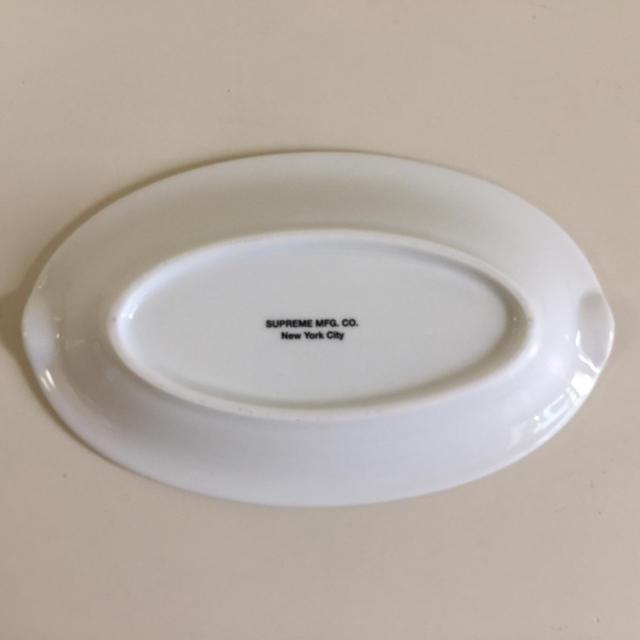supreme supreme chicken dinner plate ashtray 灰皿の通販 by chazawa