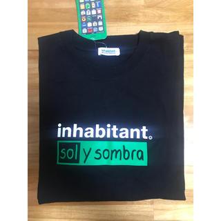 inhabitant Tシャツ