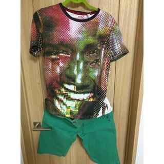 デシグアル(DESIGUAL)のデシグアル セット Tシャツ 短パン(Tシャツ/カットソー(半袖/袖なし))