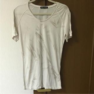 ゴーサンゴーイチプールオム(5351 POUR LES HOMMES)のTシャツ メンズ 5351プールオム ヴィンテージ加工(Tシャツ/カットソー(半袖/袖なし))