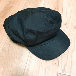 ベーシックエンティ 帽子 キャップ キャスケット(キャスケット)