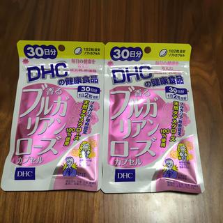 ディーエイチシー(DHC)の香るブルガリアンローズカプセル(口臭防止/エチケット用品)