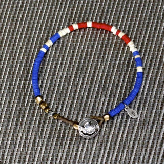 アンプジャパン(amp japan)のampjapan アンプジャパン Beads Bracelet ブレスレット(ブレスレット)