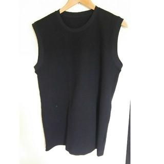 シマムラ(しまむら)のメンズ ノースリーブ Lサイズ 2点セット(Tシャツ/カットソー(半袖/袖なし))