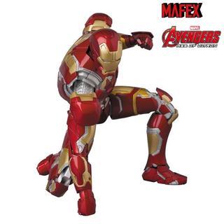 MEDICOM TOY - MAFEX IRON MAN MARK43★アイアンマン/エイジオブウルトロン