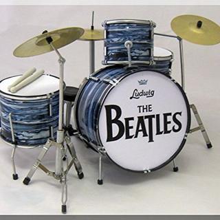 RINGO STARR Beatles Yリンゴ·スター、ビートルズミニチュアド(セット)