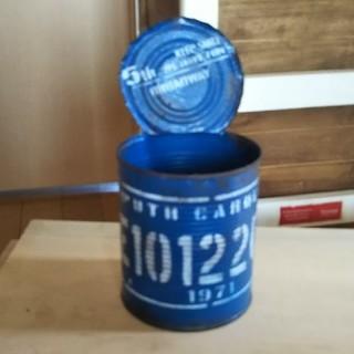 リメイク缶(プランター)