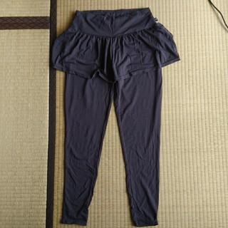 アツギ(Atsugi)の未使用★レギンス スパッツ ショートパンツ一体型(ウェア)