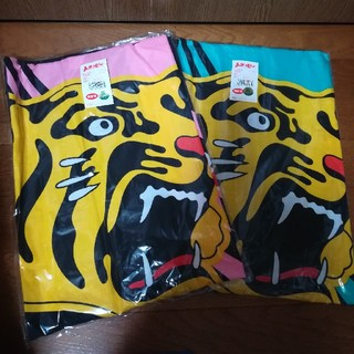 ハンシンタイガース(阪神タイガース)の阪神タイガース はっぴ 6枚(応援グッズ)