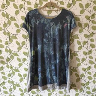 グラニフ(Design Tshirts Store graniph)のデザインティーシャツ ワンピース(その他)