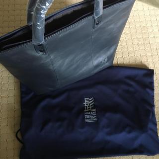 ハーヴェストレーベル(HARVEST LABEL)の【新品未使用】ハーヴェストレーベル 髭バッグ 保存袋付き(ハンドバッグ)