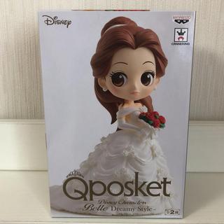 ディズニー(Disney)のベル♡Qposket キューポスケット♡Dreamy  Style♡白(その他)
