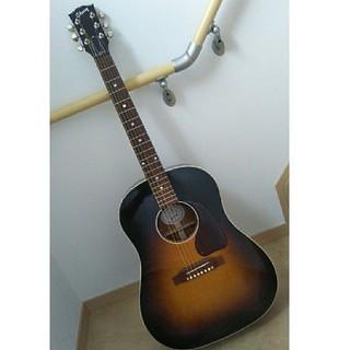 ギブソン(Gibson)の割安 GIBSON J-45 Standard  ピックアップ搭載 2017 (アコースティックギター)