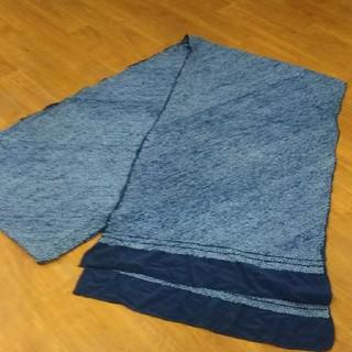 男物 着物 帯 最高級総絞り 兵児帯総絞り(着物)