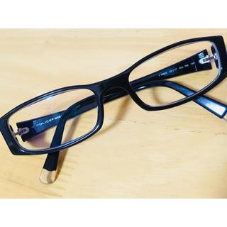 POLICE 美品 眼鏡 度入り だて眼鏡 格安 ユニセックス 値引き可