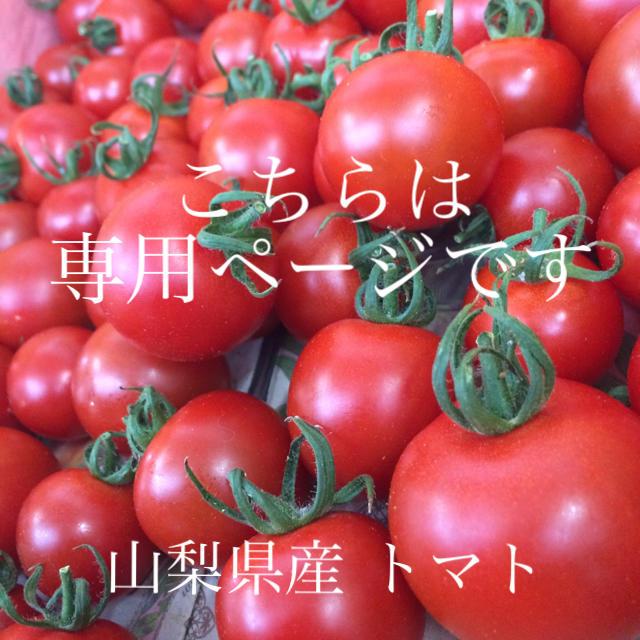まみぃちゃん様専用ページ 食品/飲料/酒の食品(野菜)の商品写真
