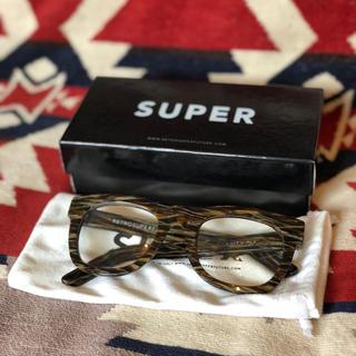 スーパー(SUPER)のSUPER サングラス 送料無料(サングラス/メガネ)