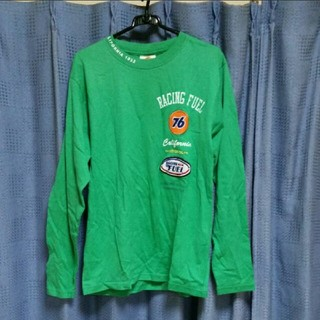 セブンティーシックスルブリカンツ(76 Lubricants)のメンズ ロンT 美品(Tシャツ/カットソー(七分/長袖))