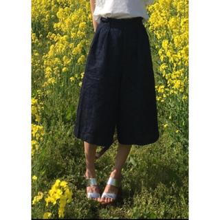 バビロン(BABYLONE)のKina様 専用 バビロン スカート風ガウチョパンツ(バギーパンツ)