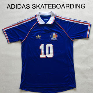 ADIDAS SKATEBOARDING×CLICHE SKATEBOARDS(Tシャツ/カットソー(半袖/袖なし))
