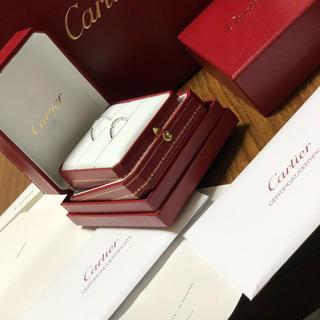 カルティエ(Cartier)の専用 Cartier 購入不可。(リング(指輪))