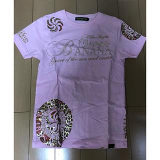 バナナセブン(877*7(BANANA SEVEN))のTシャツ レディース バナナセブン(Tシャツ(半袖/袖なし))