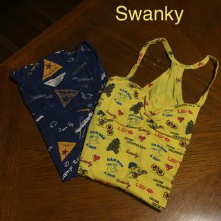 タンクトップ2枚(Swanky.Rodeo Crown)
