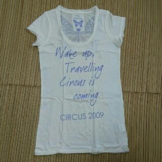 スライ(SLY)の【未使用】スライ ✖ 中島美嘉 Tシャツ 白(Tシャツ(半袖/袖なし))