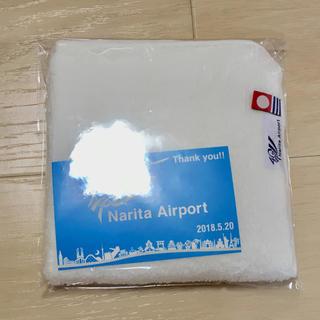 イマバリタオル(今治タオル)の成田空港40周年記念 今治タオル(ノベルティグッズ)