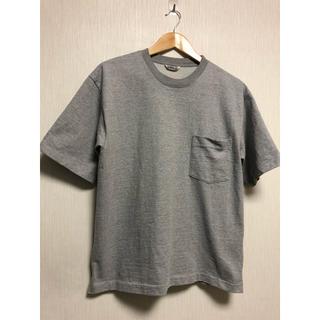 コモリ(COMOLI)のAURALEE STAND UP Tシャツ(Tシャツ/カットソー(半袖/袖なし))