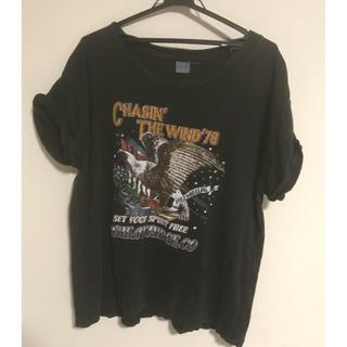 マウジー(moussy)のMOUSSY ロックT(Tシャツ(半袖/袖なし))