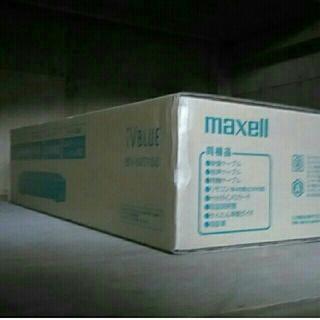 マクセル(maxell)のmaxell ブルーレイ BIV-WS1100 (新品未使用品)(ブルーレイレコーダー)