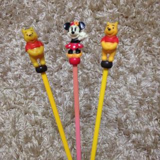 ディズニー(Disney)のディズニー  耳かき3本セット(日用品/生活雑貨)