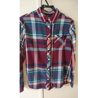ラフ(rough)のチェックのシャツ(シャツ/ブラウス(長袖/七分))