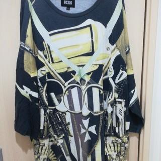ココントーザイ(Kokon to zai (KTZ))のKTZ  オーバーサイズtシャツ(Tシャツ/カットソー(半袖/袖なし))