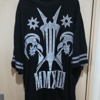ココントーザイ(Kokon to zai (KTZ))のKTZ  リフレクターシャツ(Tシャツ/カットソー(半袖/袖なし))