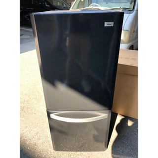 ハイアール(Haier)の人気の黒 奈良発 2016年製 138L HAIER 2ドア冷蔵庫(冷蔵庫)