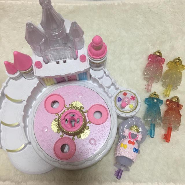 3993374a1adca8 プリンセスプリキュア ミュージックプリンセスパレス エンタメ/ホビーのおもちゃ/ぬいぐるみ(キャラクターグッズ)