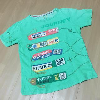 ラフ(rough)のrough チケット柄 Tシャツ(Tシャツ(半袖/袖なし))