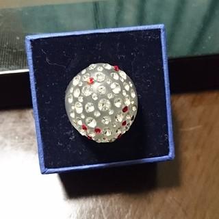 スワロフスキークリスタル    リング  (リング(指輪))