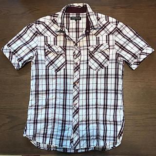 ハイダウェイ(HIDEAWAY)のHIDEAWAYS  チェックシャツ(シャツ)