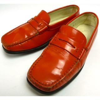 イタリア製 TOD'S/トッズ  エナメル ペニー(コイン)ローファー 22cm(ローファー/革靴)