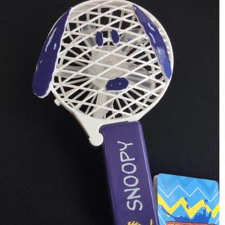 スヌーピー(SNOOPY)のユニバーサルスタジオ USJ スヌーピー ハンディファン 完売商品(扇風機)