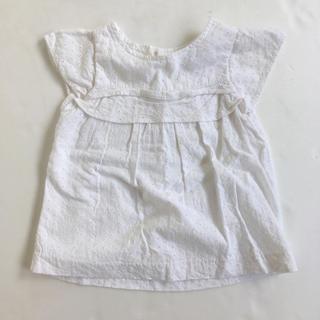 ベビーギャップ(babyGAP)のジャカディブラウス(Tシャツ/カットソー)